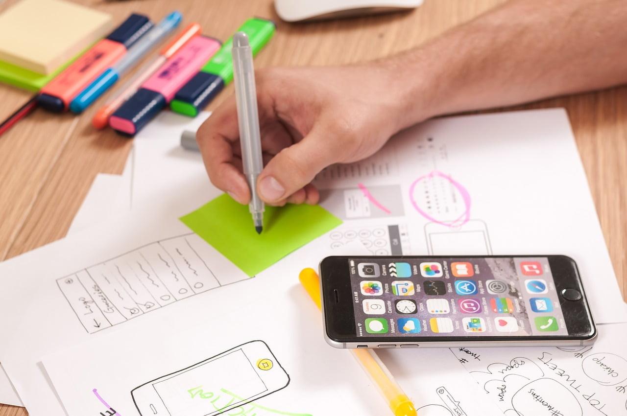 خمسة أشياء يجب مراعاتها عند تصميم التطبيقات التجارية