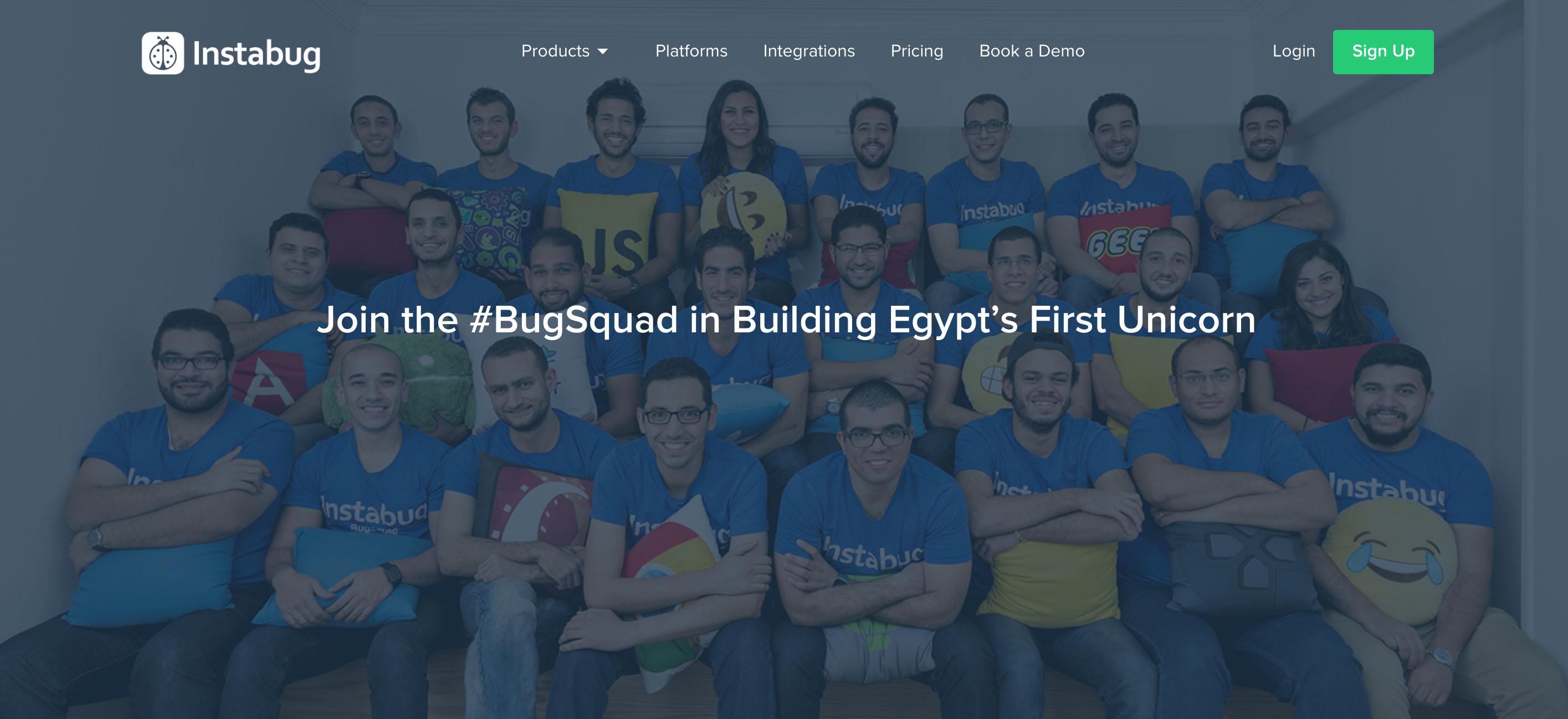 Instabug .. شركة مصرية ناشئة في مهمة لحل مشاكل التطبيقات