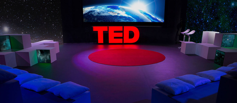 محاضرات رائعة من TED مفيدة لرواد الأعمال