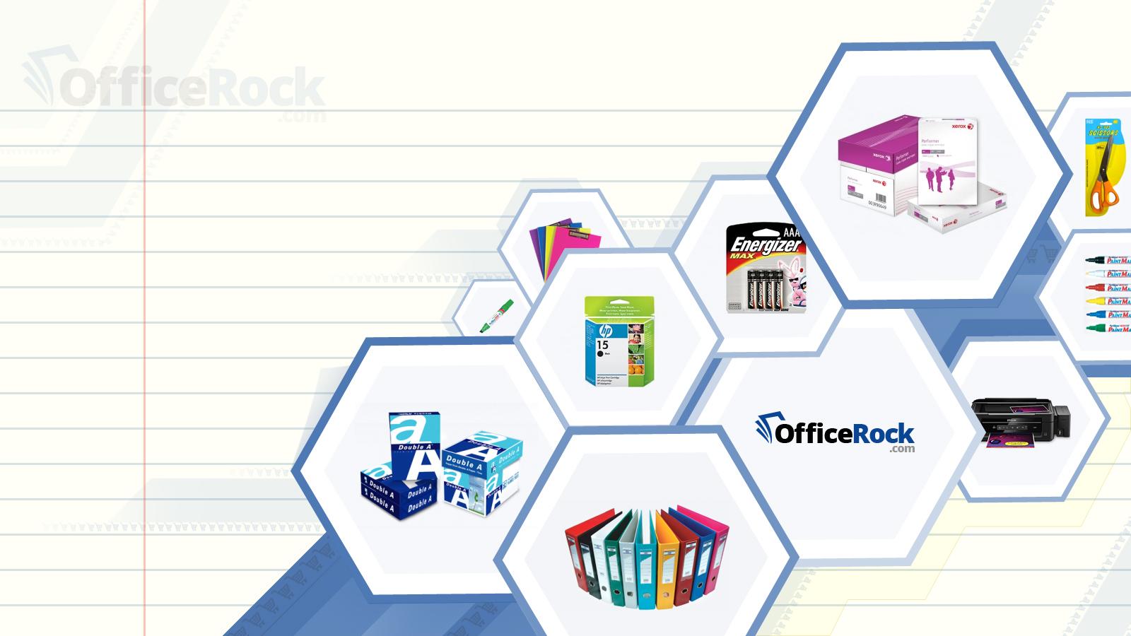 أوفيس روك .. منصة إلكترونية لكافة اللوازم المكتبية الخاصة بالشركات
