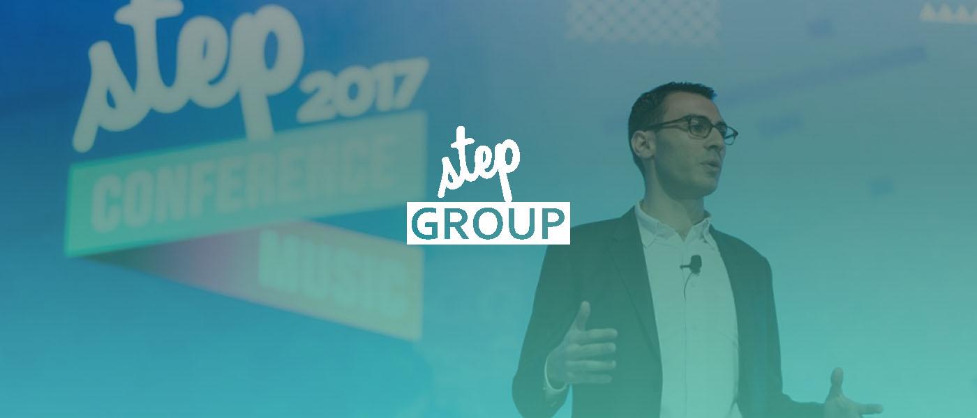 STEP Group .. الشركة الرائدة في الإعلام الرقمي للشباب العربي